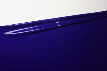 Latex per Rol, Midnight blue, Lengte: 10 meter, 0.40mm. LPM