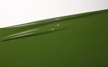 Látex por rollo de 10m, Moss-green, 0.40mm de grosor, LPM