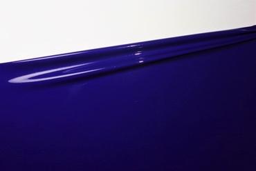 1/2 meter latex, Nachtblau, 0.40mm, 1m Breit