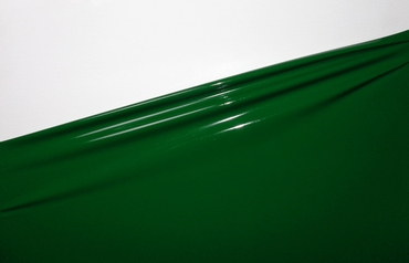 1/2 meter latex, Waldgrün, 0.40mm, 1m Breit