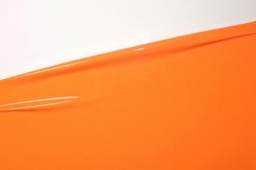 1/2 metro de látex, Cúrcuma Naranja, 0.40 mm,1m de ancho