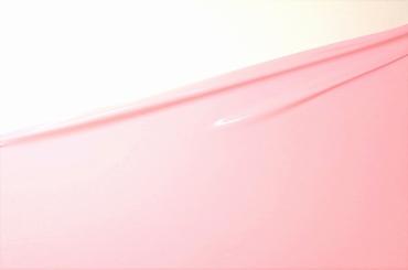 Babypink pastel, Latex sheet, per meter,  0.40mm, LPM