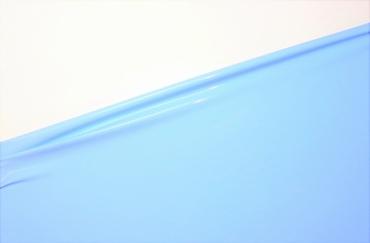 Babyblue pastel, Latex sheet, per meter,  0.40mm, LPM
