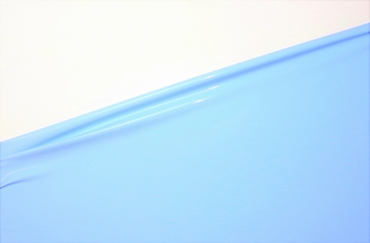 1/2 mètre latex, Baby-Blue, 0.40 mm, 1m large, LPM