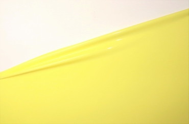 1/2 meter latex, Yellow-Pastel, 0.40 mm, 1m wide, LPM
