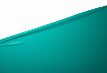 1/2 meter latex, Green-Ocean, 0.40 mm, 1m wide, LPM