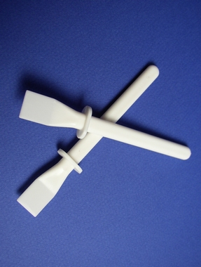 Lijmverdeler 15mm breed, kunststof