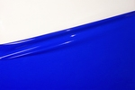 1/2 meter latex, Arabic blue, 0.40 mm, 1m wide