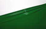 Forest green, Latex sheet, per meter,  0.40mm, LPM
