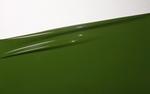 1/2 mètre latex, Vert mousse, 0.40 mm, 1m large, LPM