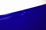 1/2 meter latex, Classic Blue, 0.40 mm, 1m wide, LPM