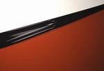 Látex Duo-Color,por rollo de 10m,Negro/Mahogany, 0.40mm, LPM