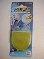 Rotation lame de rechange OLFA Blade (45 mm),