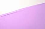 ArabicBlue Latex sheet, per meter, 0.38mm. LPM